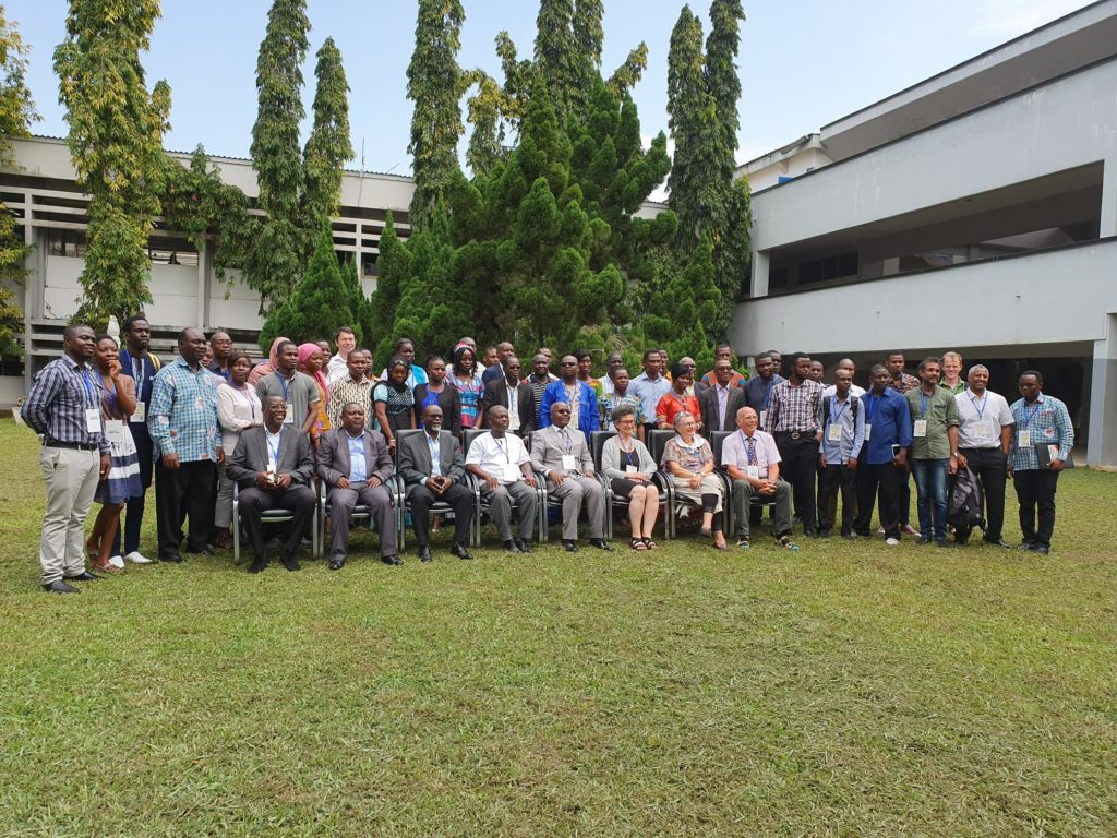 AFSIN 2019 Workshop Cape Coast, Ghana – July 2nd to 30th, 2019
